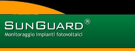 SunGuard - monitoraggio impianti fotovoltaici